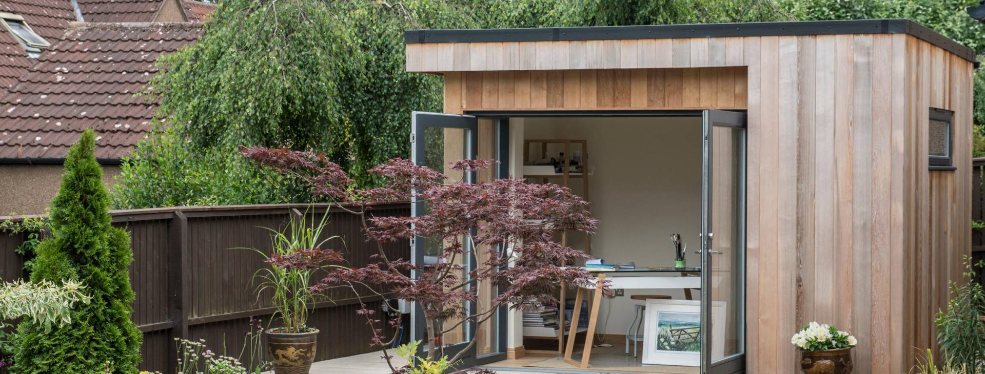 New Garden Rooms